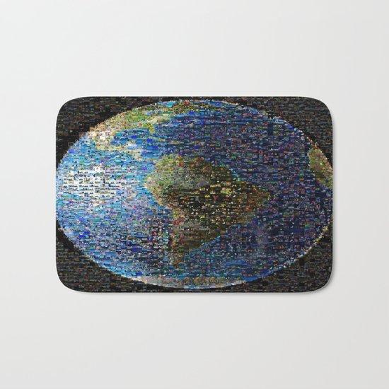 Earth Bath Mat
