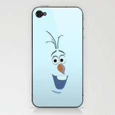 Olaf (Frozen) iPhone & iPod Skin