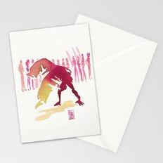 Capoeira 327 Stationery Cards