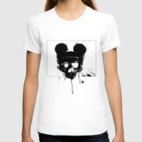 horror T-shirts featuring Horror Mickey by Renars