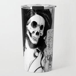 La belle entourloupe (A pretty trick) Travel Mug