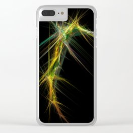 Dragon spine Clear iPhone Case