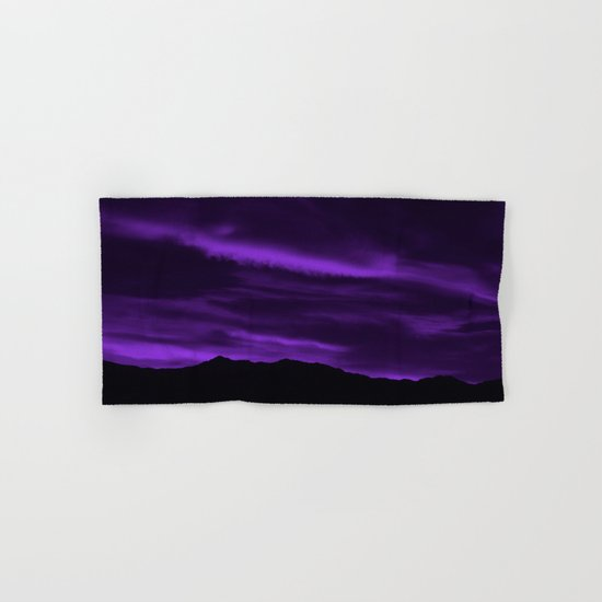 SW Velvet Morning Hand & Bath Towel