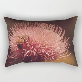 flower, honey Rectangular Pillow