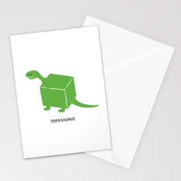 Tofusaurus Stationery Cards