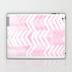 Pretty in Pink Chevron Laptop & iPad Skin