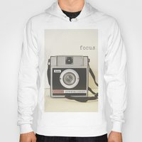 focus Hoodies featuring Focus by ShadeTree Photography