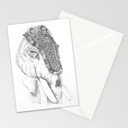 Thrissur Pooram, India Stationery Cards