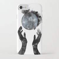 howl iPhone & iPod Cases featuring Howl by M. Vander