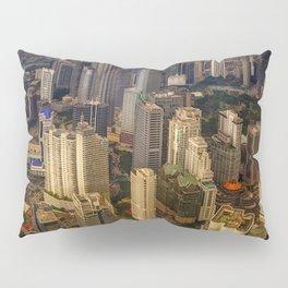 Kuala Lumpur City Sunset Pillow Sham