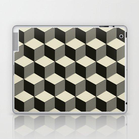 Metatron Cubes 02 Laptop & iPad Skin