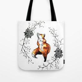 Dainty Fox Tote Bag