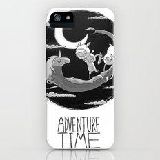 Adventure Time Slim Case iPhone (5, 5s)
