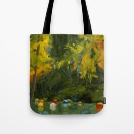 Remembering A Day With Chihuly Tote Bag