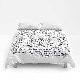 Direction Prayer  Comforters