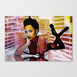 Afloat Canvas Print