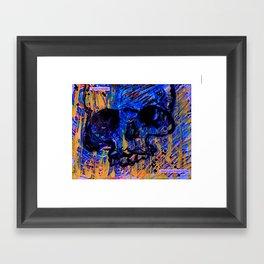 Drops of Consciousness Framed Art Print