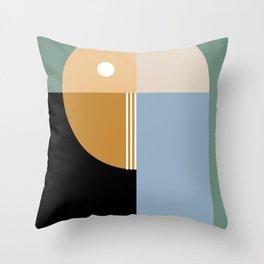 Contemporary 44 Throw Pillow