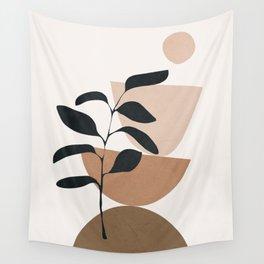 Minimal Shapes No.55 Wall Tapestry