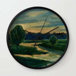 Lakeland Dawn Wall Clock