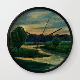 Lakeland Dawn Wall Clock