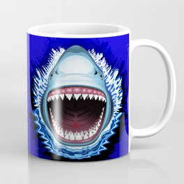 Shark Jaws Attack Coffee Mug
