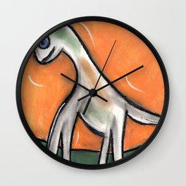Dino - Saur Wall Clock