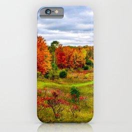 """Autumn Valley"" iPhone Case"