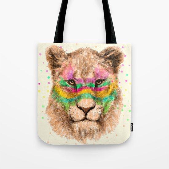 Lioness II Tote Bag