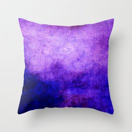 Abstract Cave V Throw Pillow