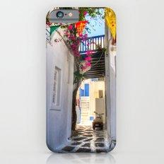 Greece Santorini Island iPhone 6s Slim Case