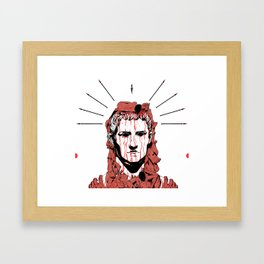 Caligula Framed Art Print