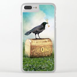 Find Your Way Clear iPhone Case