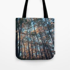 into the woods 09 Tote Bag