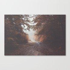 Follow it Canvas Print
