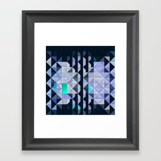 X3 Framed Art Print