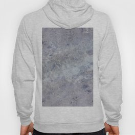 Speckled Blue and Gray Marble Hoody