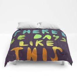 Mama Said  Comforters