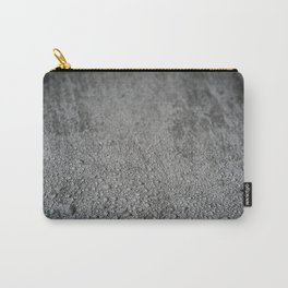 Wet concrete Carry-All Pouch