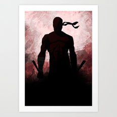 The Devil  Art Print