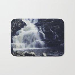 Waterfall at Wachonah Falls Bath Mat