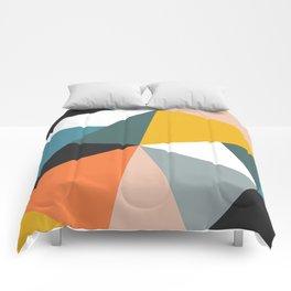 Modern Geometric 36 Comforters