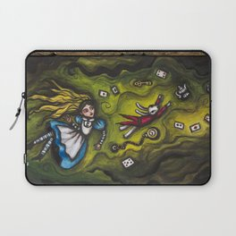 Down the Rabbit Hole Laptop Sleeve