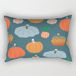 Halloween pumpkin fest Rectangular Pillow