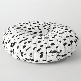Modern Polka Dots Floor Pillow