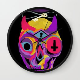 Dream Watcher Wall Clock
