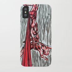 Wrapped with each other iPhone X Slim Case