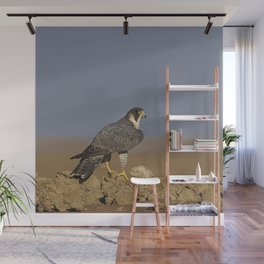 Falcon Scape Wall Mural