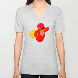 Super Wiener Unisex V-Neck