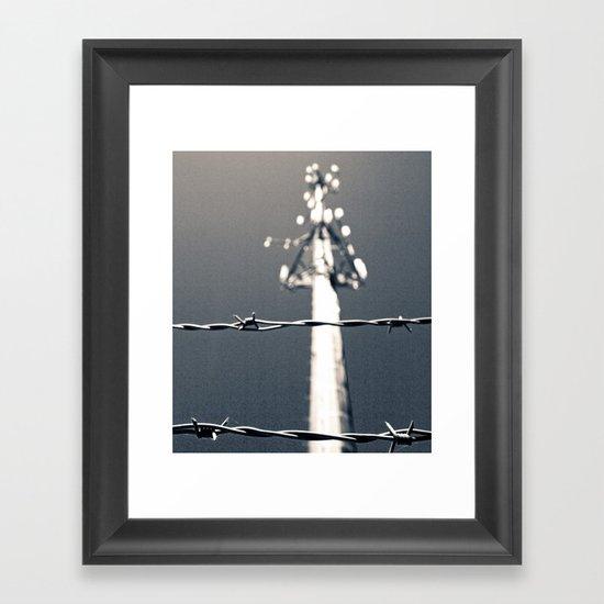 Tower #815602 Framed Art Print